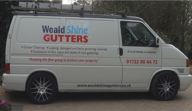 Wealdshine van